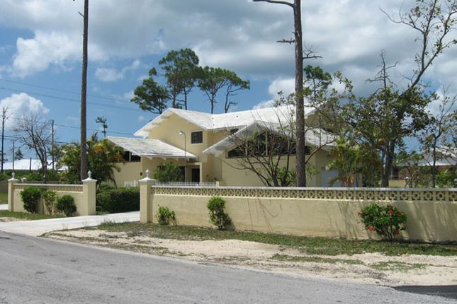Property for sale in Chesapeake, Grand Bahama, The Bahamas