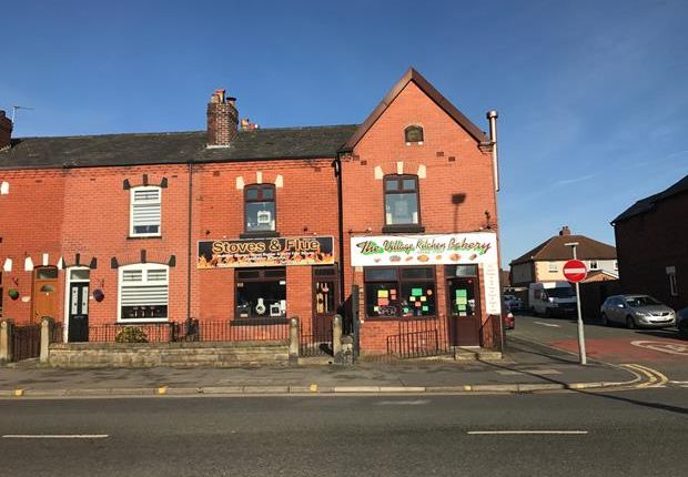 Thumbnail Retail premises for sale in 639-641 Ormskirk Road, Wigan, Lancashire