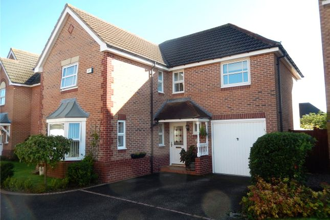 Thumbnail Detached house to rent in Adwalton Close, Newark
