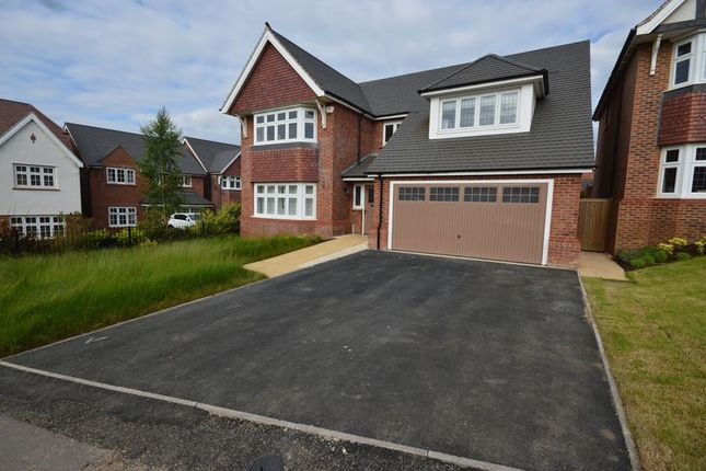 Thumbnail Detached house to rent in Laverton Road, Leicester