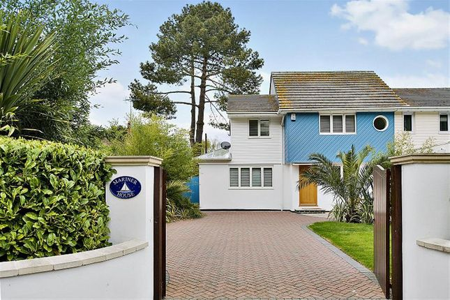Thumbnail Semi-detached house to rent in 5 Seacombe Rd, Sandbanks