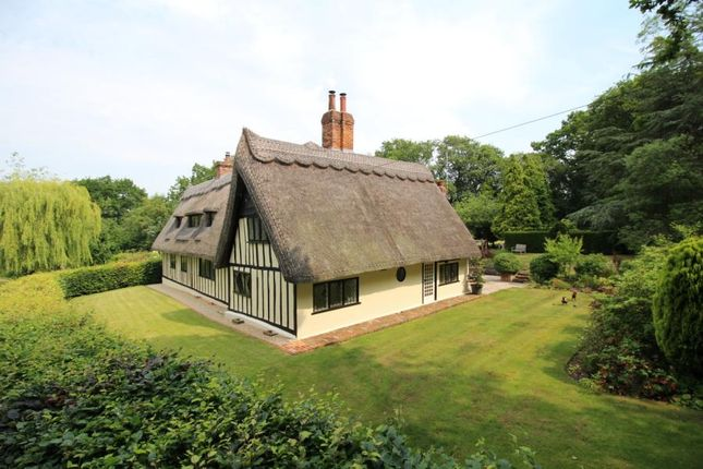 Thumbnail Detached house for sale in Heath Road, Little Braxted, Essex
