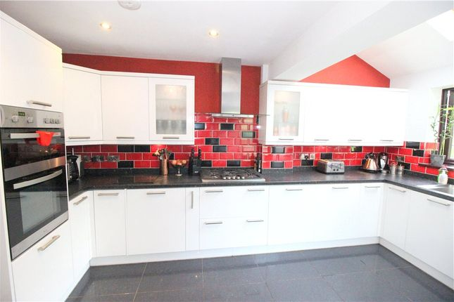 Kitchen of Brackley Drive, Spondon, Derby DE21