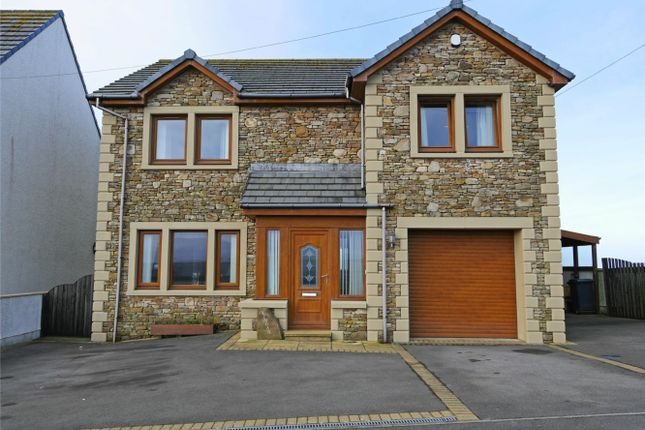 Thumbnail Detached house for sale in Lindan, Mountain View, Scilly Banks, Whitehaven, Cumbria