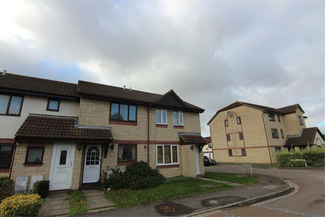 2 bed end terrace house for sale in Pennycress, Weston-Super-Mare BS22