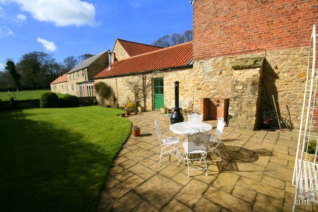 Thumbnail Barn conversion for sale in Hallgarth Manor Farm, High Pittington, Durham