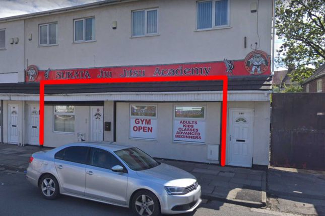 Thumbnail Retail premises for sale in Larkhill Lane, Clubmoor, Liverpool