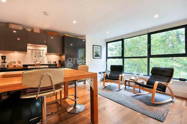 Thumbnail Flat for sale in Hoopers Yard, Kimberley Road, London
