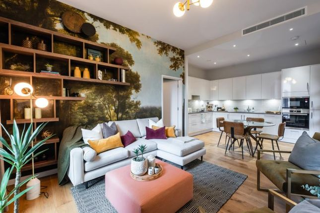 Thumbnail Flat to rent in Belle Vue Apartments, Hampstead