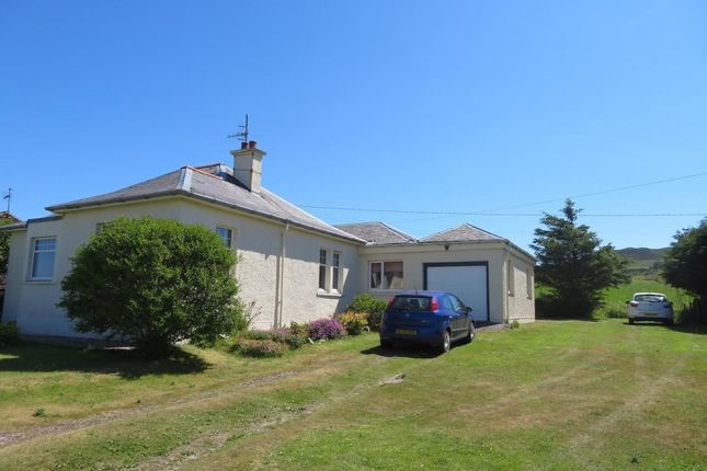 Thumbnail Detached bungalow for sale in Dunshee Machrihanish, By Campbeltown