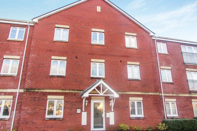 Thumbnail Flat to rent in Cae Gwyllt, Broadlands, Bridgend