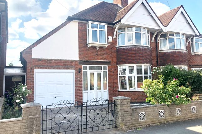 Thumbnail Detached house to rent in Graystone Avenue, Leicester
