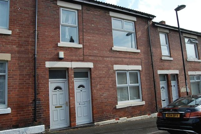 Thumbnail Flat for sale in Barrasford Street, Wallsend