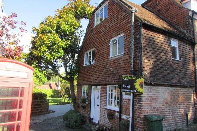 Thumbnail Property to rent in High Street, Chipstead, Kent