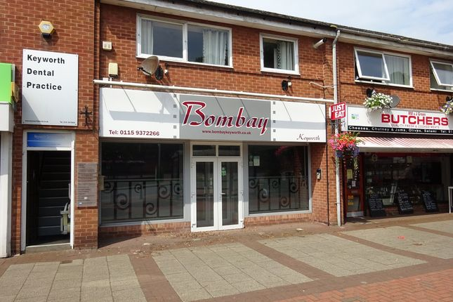 Thumbnail Restaurant/cafe to let in 16 The Square, Keyworth, Nottingham