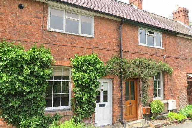 Thumbnail Terraced house to rent in Mill Road, Knighton