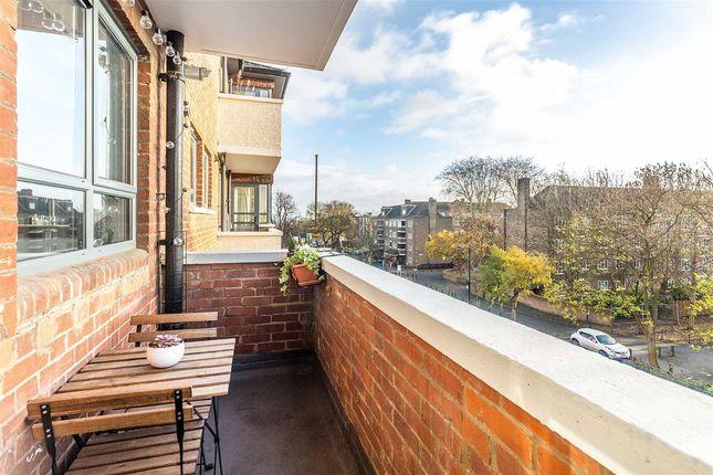 Balcony of Brecknock Road, Tufnell Park, London N19