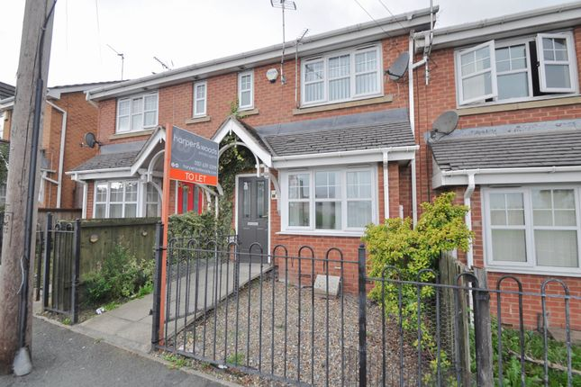 Thumbnail Terraced house to rent in Stanley Road, Birkenhead