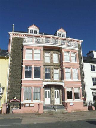 Thumbnail Flat for sale in Ap1 Westhaven Apartments, Glandyfi Terrace, Aberdyfi, Gwynedd