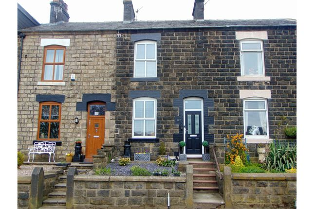 Thumbnail Terraced house for sale in Huddersfield Road, Oldham