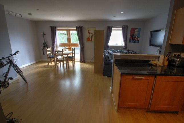 Thumbnail Flat for sale in Burgess Street, Leicester