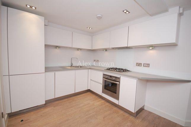 Thumbnail Flat to rent in Piano Lane, Carysfort Road, London