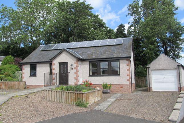 Thumbnail Detached bungalow for sale in 2 Jean Lawrie Court, St Boswells