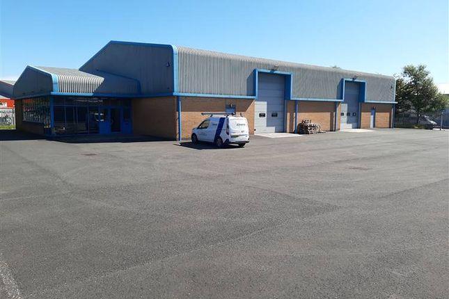 Industrial to let in Bodmin Business Park, Launceston Road, Bodmin
