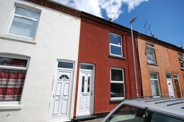 Thumbnail Terraced house to rent in Greenwood Road, St James, Northampton