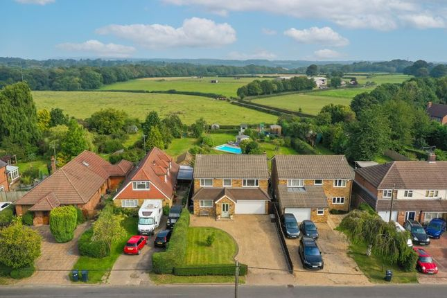Thumbnail Detached house for sale in Beech Tree Road, Holmer Green, High Wycombe