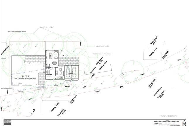 Site Plan of Vineyards Lane, Gloucester Road, Cheltenham GL51