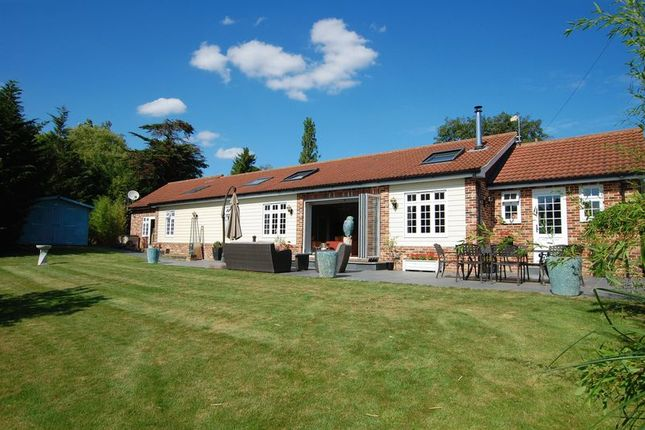 Thumbnail Detached bungalow for sale in Kirkham Road, Horndon-On-The-Hill, Stanford-Le-Hope