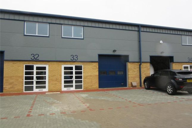 Thumbnail Light industrial to let in Unit 33 Glenmore Business Park, Portfield, Chichester
