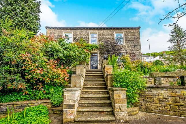 Thumbnail Detached house for sale in Fenny Royd, Hipperholme, Halifax
