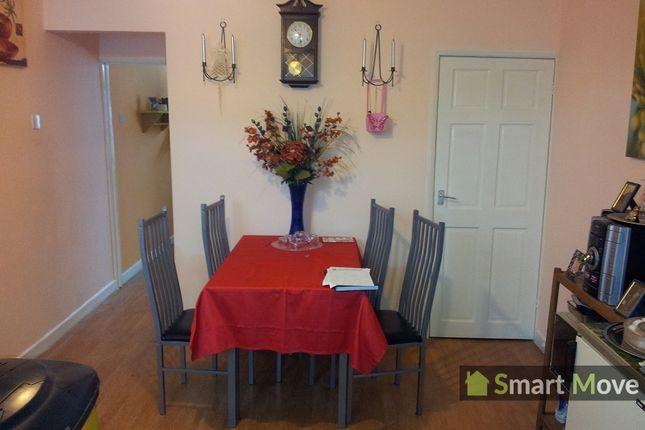 Dining Room of Craig Street, Peterborough, Cambridgeshire. PE1