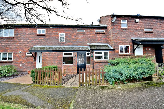 Thumbnail Terraced house for sale in Langmans Way, Knaphill, Woking