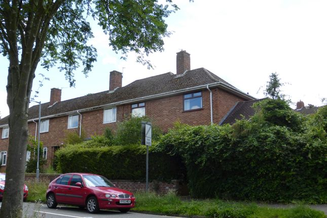 Thumbnail Flat to rent in Wakefield Road, Norwich