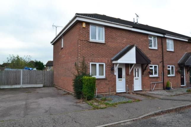 Thumbnail End terrace house for sale in Chelmsford, Essex