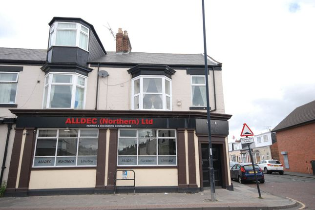 Thumbnail Flat for sale in Hylton Road, Sunderland