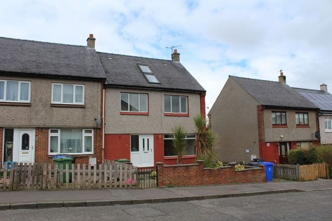 Thumbnail End terrace house to rent in Cultenhove Road, Stirling