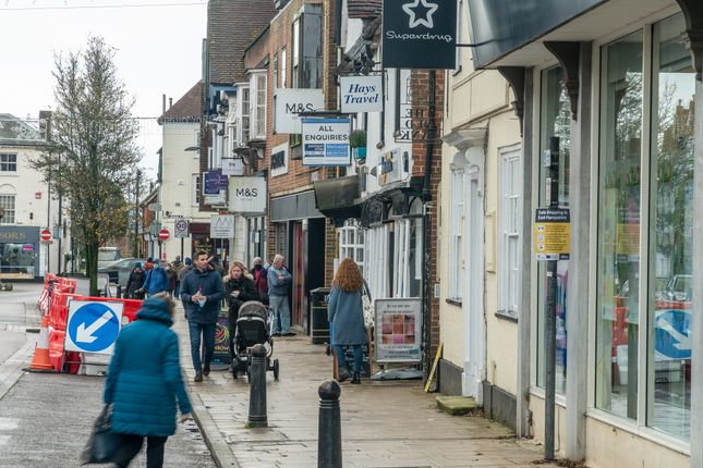 Thumbnail Retail premises for sale in High Street, Petersfield