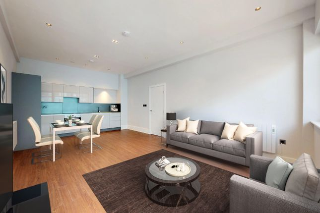 Thumbnail Flat for sale in Infinity Heights, Kingsland Road, Haggerston