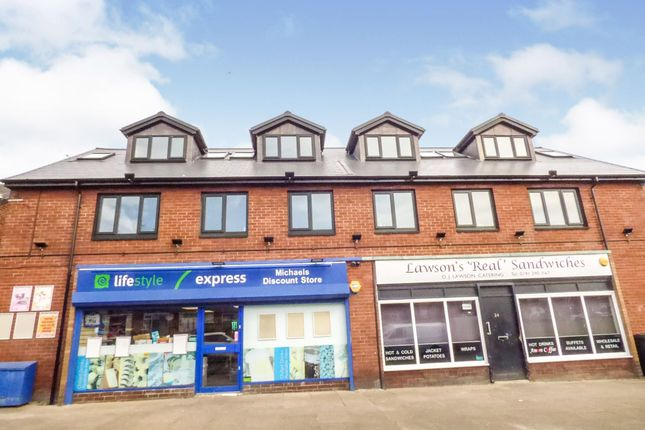 Thumbnail Flat to rent in Netherton Avenue, North Shields