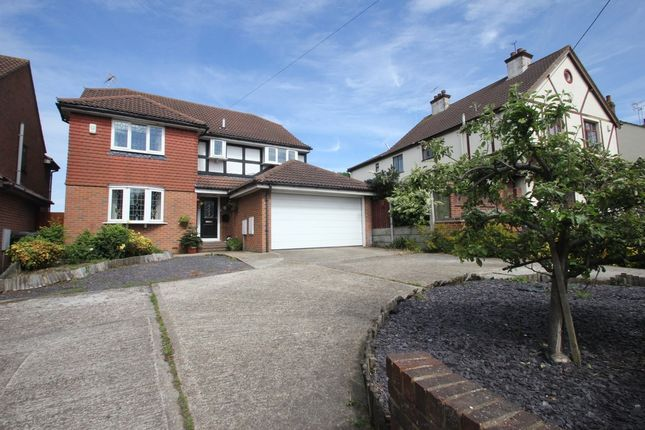 Thumbnail Detached house for sale in Southend Road, Hockley
