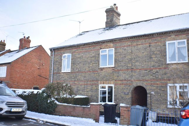 2 bed terraced house to rent in Stanley Street, Bourne PE10