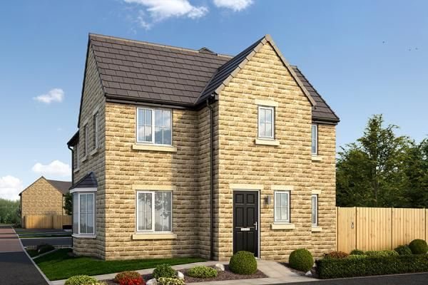 "Thumbnail Property for sale in ""The Sinderby At Clarence Gardens Phase 2"" at Oxford Road, Burnley"