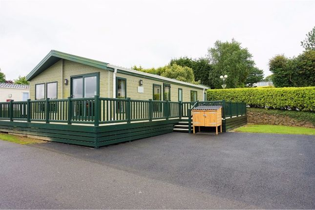 3 bed mobile/park home for sale in White Acre Holiday Park, Newquay