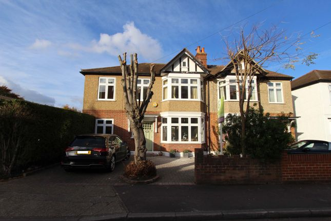 Thumbnail Semi-detached house to rent in Sycamore Grove, New Malden