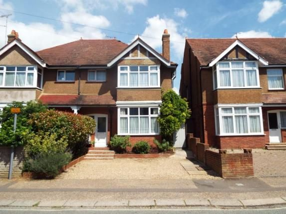 Thumbnail Semi-detached house for sale in Pavillion Road, Worthing, West Sussex