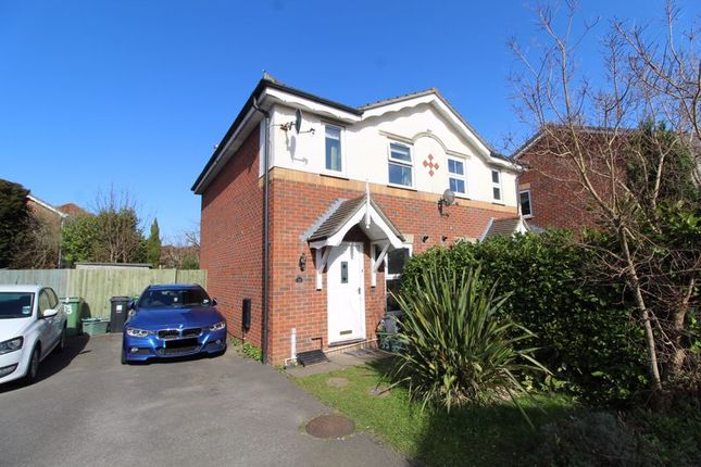 Thumbnail Semi-detached house for sale in Linden Drive, Bradley Stoke, Bristol